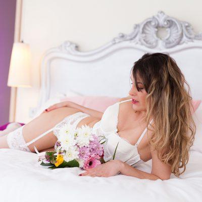 Bridal Boudoir Flowers