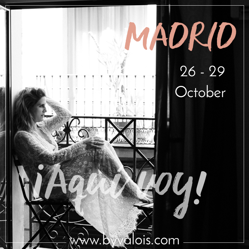 Madrid – Aquí voy!
